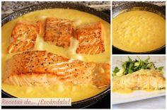 Dale un toque especial al salmón con la salsa cítrica que nos recomiendan desde el blog RECETAS DE...¡ESCÁNDALO!.