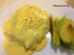 to Fix a Split Hollandaise Sauce — ThermOMG - Thermomix Recipes - - Beautiful Sauces - Shabu Shabu, Hollandaise Sauce, Food Hacks, Cooking Recipes, Breakfast, Health, Dips, Beautiful Beautiful, Chutneys