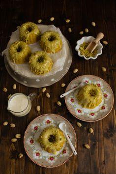 Mini bundt cake pistacho 4
