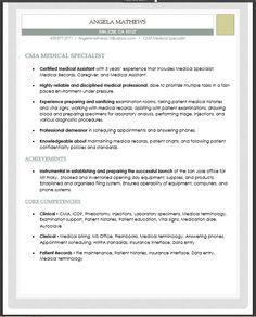 Professional Resume Writing Service, Resume Writing Services, Medical Assistant, Resume Design, Prioritize, Entry Level, Slate, Pdf, Cv Design