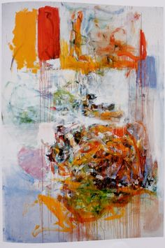 JOAN MITCHELL, 'Belle Bete', 1973, oil on canvas, 102 1/4 x 70 3/4 in, Private Collection