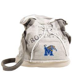 Memphis Tigers NCAA Property Of Hoodie Duffel