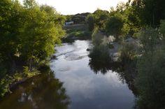 Alumno: Aimar Álvarez Infante Curso: 3ºA Lugar de la foto: Puente Duero (Valladolid)