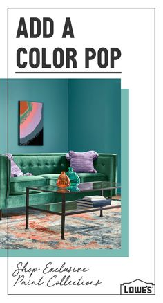 Looking for a bold paint color? Everything you need to spruce up your walls is available at Lowe's. Add a color pop to your favorite room With the HGTV HOME™ Sherwin-Williams paint collection. Tap the Pin now to shop. Interior Paint Colors, Paint Colors For Home, House Colors, Interior Design Living Room, Living Room Decor, Bedroom Decor, Tuscan Design, Love Your Home, House Painting