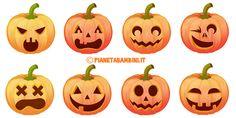 Immagini Zucche Halloween