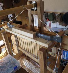 DIY Dobby Loom 『rumbeドビー織り研究所』
