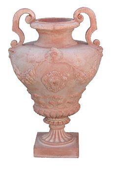 vases classiques m dicis terre cuite italienne pierre parcs et jardins ch teaux ext rieur. Black Bedroom Furniture Sets. Home Design Ideas