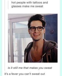 Brendon knows: