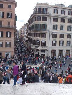 #piazzadispagna #rome
