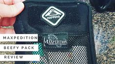 EDC Pouch - Maxpedition Beefy Pack Review