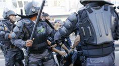 Três em dez policiais no Brasil 'já sofreram abusos na própria polícia' - BBC Brasil - Notícias