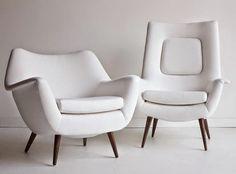 Contemporary Living Room Ideas With Boca do Lobo Designs New Furniture, Furniture Design, Muebles Living, Luxury Chairs, Living Room Chairs, Lounge Chairs, High Chairs, Desk Chairs, Dining Room