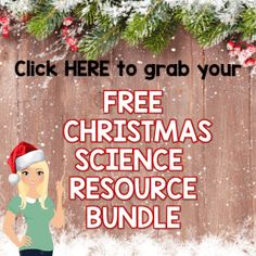 FREE CHRISTMAS SCIEN