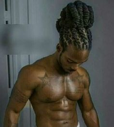 Loc Style #mcmonthelow - http://www.blackhairinformation.com/community/hairstyle-gallery/locs-faux-locs/loc-style-mcmonthelow/ #locsandfauxlocs
