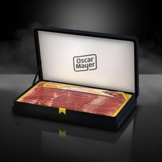 Oscar Mayer | Say it With Bacon - OMG this is real, and fantastic!!!!!!!!!!!!