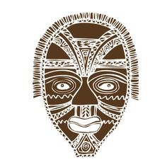 african tribe art - Google Search