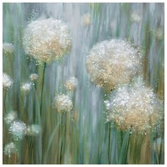 Portfolio Canvas Decor In Bloom 33 Pastel by Li Tang Painting Print on Wrapped Canvas Large Canvas Wall Art, Abstract Canvas, Oil Painting On Canvas, Painting Frames, Painting Prints, Canvas Art, Canvas Prints, Paintings, Metal Wall Art