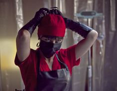 "Jen and Sylvia Soska's American Mary. ""American Mary"" is their second feature and radically different from their debut ""Dead Hooker."" The film shows signs of a maturing talent and willingness to push the envelope. American Mary, Horror Posters, Horror Films, Katharine Isabelle, Operating Room Nurse, Beautiful Nurse, Kirsten Dunst, Scary Movies, Top Movies"