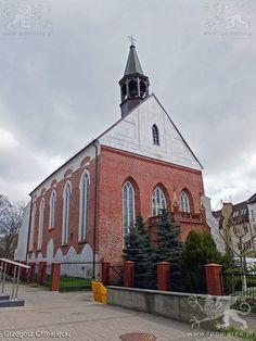 Koszalin. Cerkiew pw. Zaśnięcia Przenajświętszej Bogurodzicy. Stan z 17 kwietnia 2015 roku