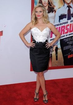 Reese Witherspoon Photos - 'Hot Pursuit' Premiere - Arrivals - Zimbio