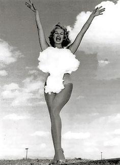Miss Atomic Test, Las Vegas (1954)