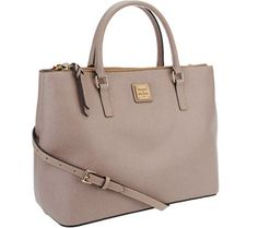 Dooney & Bourke Saffiano Leather Willa Satchel...so excited to receive mine!!!!!!!