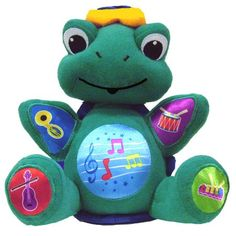 Amazon.com: Baby Einstein Press and Play Pal Toy, Neptune: Baby