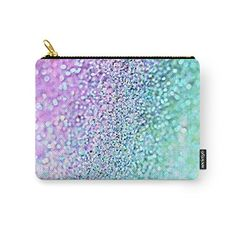 """Society6 Little Mermaid Carry-All Pouch Small (6"""" x 5"""")"""