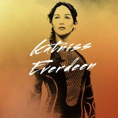 Katniss Everdeen from The Hunger Games Catching Fire