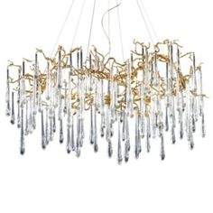 WAY OUT OF PRICE RANGE - BUT I love this!  Veubronce Chandelier by ELK Lighting