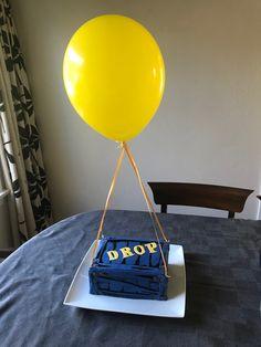Fortnite Supply Drop Birthday Cake Birthday In 2019