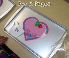 Valentine's Day Theme at Pre-K Pages