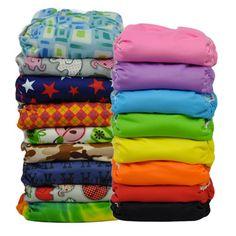 Moraki One Size Cloth Diaper All In Two - Cloth Diapers - Cotton Babies Cloth Diaper Store #CottonBabies