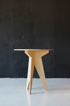 Furniture P01 Plywood / dontDIY   AA13 – blog – Inspiration – Design – Architecture – Photographie – Art