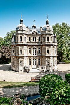 -Monte Cristo Castle - Alexandre Dumas' Estate in Marly le Roi, France<3