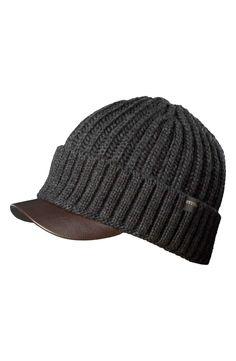 Stetson | 'Radar' Knit Cap #stetson #knit #cap