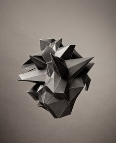 Generative design operates as picture recource concentrating on parametric architecture and generative design. Due to its beauty I have decided I would insert this amazing design. Polygon Art, Shape And Form, Geometric Form, Geometric Heart, Black Heart, Grafik Design, Land Art, Motion Design, Sculpture Art
