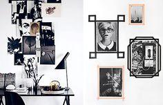 Δείτε τις πιο όμορφες ιδέες για να διακοσμήσετε τους τοίχους με αγαπημένες σας φωτογραφίες!