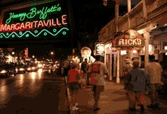Key West, Florida. Margaritaville, Ricks, Fat Tuesday - too many to post separately!