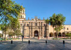 San Juan Bautista Parish in Mexico City