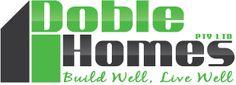 Doble Homes Logo