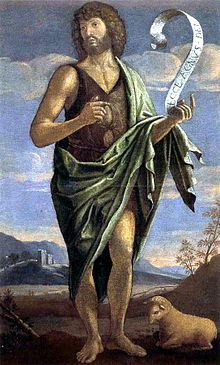 In 1908, Pope Pius X designated St. John the Baptist as the patron saint of French Canadians