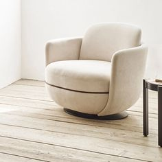 Miles Lounge Chair Lounge Chairs by Sebastian Herkner | Avenue Road - Avenue Road USA Contemporary Armchair, Contemporary Furniture, Contemporary Design, Modern Design, Sebastian Herkner, Lounge Areas, Lounge Chairs, Club Chairs, Hotel Lounge