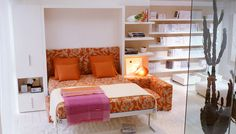 Clei's Amazing Space-Saving Hide-Away Beds - 3rings