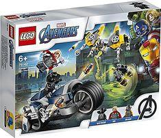 LEGO Marvel Spider-Man 76130-Happy Hogan authentique figurine figure!