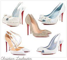 Christian Louboutin Bridal Shoes 2012