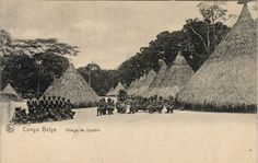 Djabbir, Belgian Congo