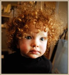 Hoping Ryder has curly hair!  Is he not the cutest little fellow?