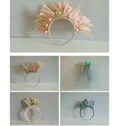 whimsical headbands for dress up