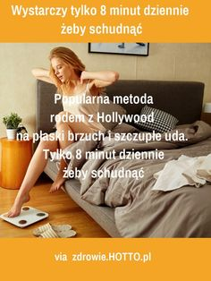 hotto.pl-jak-schudnac-z-brzucha-i-ud-8-minut-dziennie-popularna-metoda-z-hollywood Natural Remedies For Ed, Natural Remedies For Migraines, Herbal Remedies, Gut Health, Health Fitness, Hot Flash Remedies, How To Stop Coughing, Avocado Health Benefits